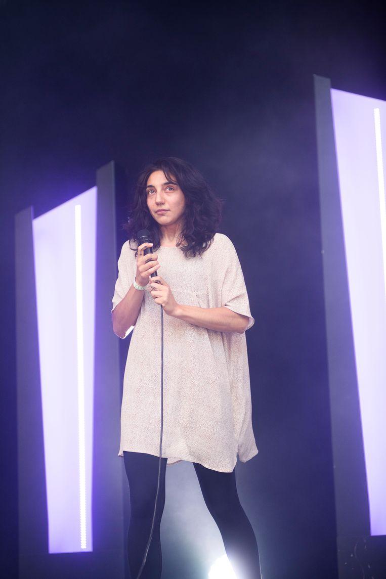 Lara Chedraoui. Beeld Hollandse Hoogte / Alex Vanhee