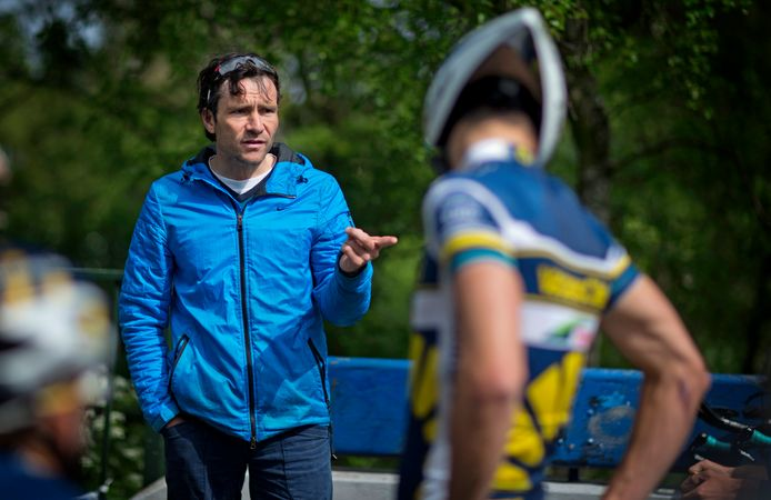 Aart Vierhouten keert als ploegleider terug in de WorldTour.