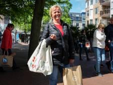 Winkeliers: Kom alsjeblieft niet allemaal tegelijk inkopen doen in het Stadshart
