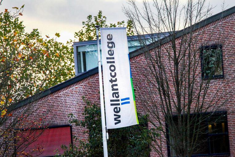 Michael P. volgde een opleiding tot hovenier aan het Wellantcollege in Houten. Beeld anp