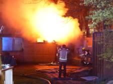 Monsterse scouts laten zich niet kisten door flinke brand: 'Dit had veel erger kunnen aflopen'
