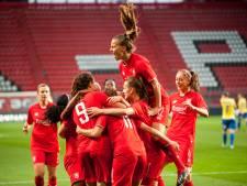 Vrouwenploeg FC Twente wil stunten tegen Wolfsburg