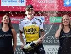 Renners krijgen geen kussen meer van podiummissen in Vuelta