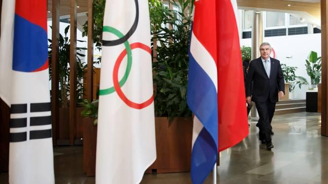 IOC schorst Noord-Korea tot 2023