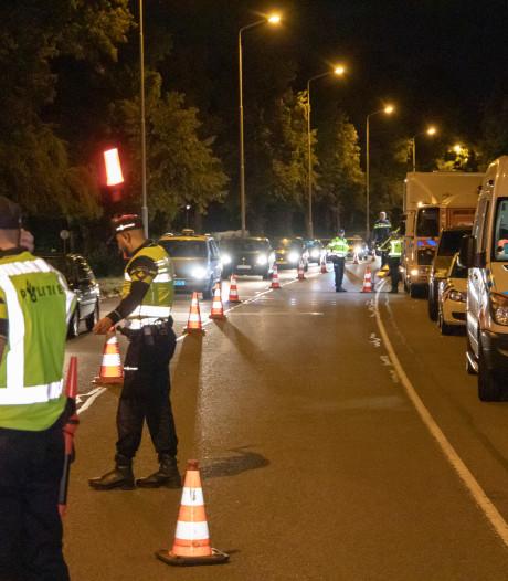 101 bestuurders gepakt voor rijden onder invloed tijdens Vierdaagseweek