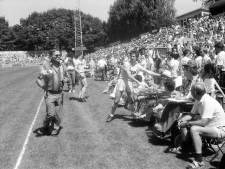 De Graafschap was in 1985 minuten 6 minuten eredivisionist: 'Ik heb scheidsrechter Van der Niet tot op de trap achterna gezeten'