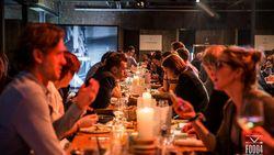 Fourchette serveert 11 sterrenmenu