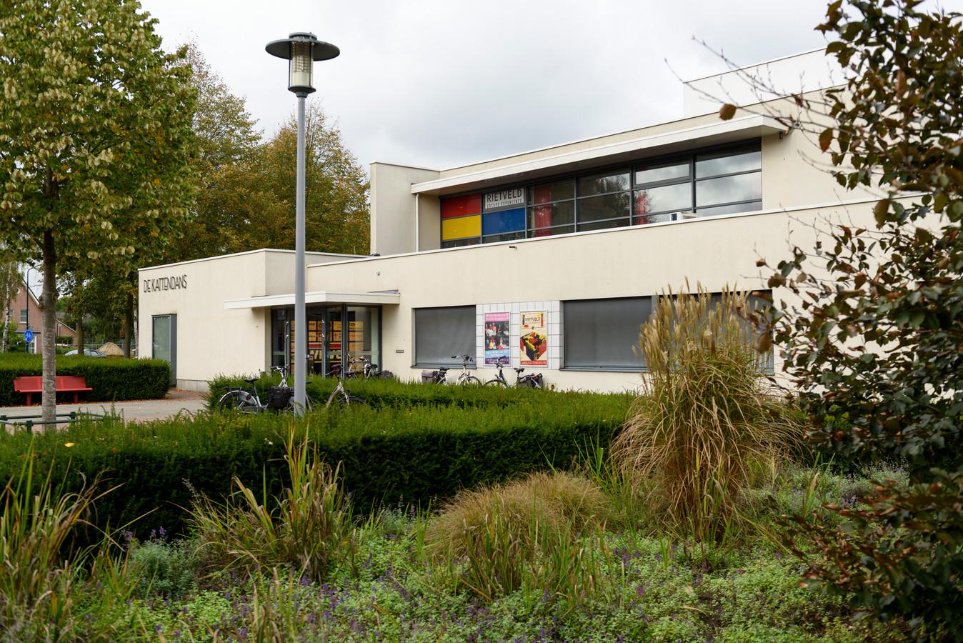 Theater De Kattendans in Bergeijk krijgt 650.000 euro van de regionale Brainportgelden voor de grote verbouwing.