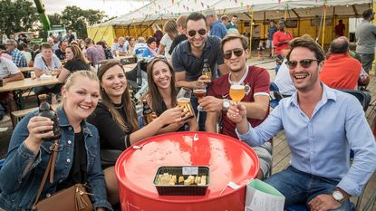 Vierde West-Vlams Bierfestival een succes