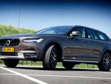 Geen enkele Volvo kan nu nog harder dan 180 km/u