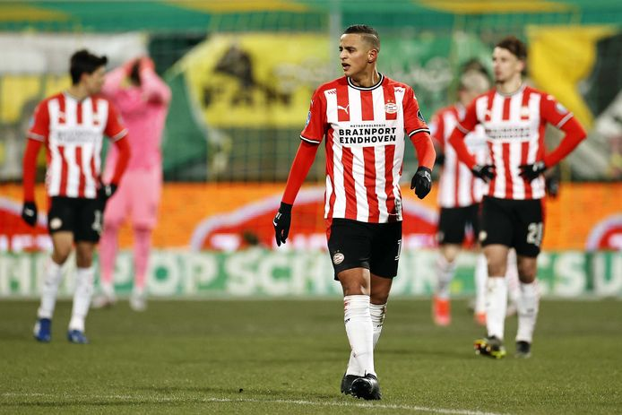 Mohamed Ihattaren ligt momenteel onder vuur bij PSV.
