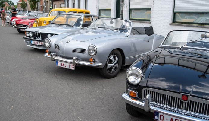 Themabeeld - oldtimers