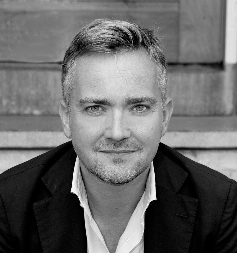 Victor van Bommel, CEO van investeringsmaatschappij in vastgoed Orange Capital Partners. Beeld