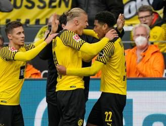 Haaland weer van levensbelang voor Dortmund, Vranckx debuteert in Bundesliga maar verliest