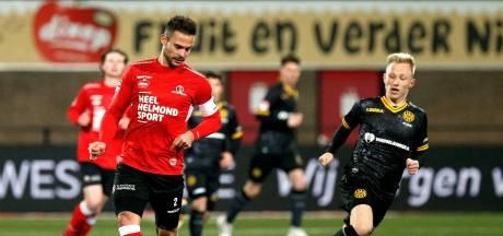 Helmond Sport heeft 'belangrijke pion' weer terug tegen NEC: 'Ik wil graag met hem verder'