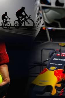 Sport Vandaag: Formule 1, WK-kwalificatie en Gent-Wevelgem