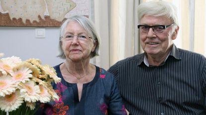 Tili en Gust vieren 50ste huwelijksverjaardag