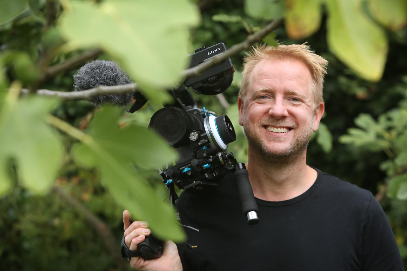 Regisseur Ton van Zantvoort