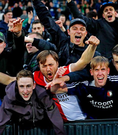 Feyenoordsupporters met vouchers kunnen deze nu ook omzetten in geld