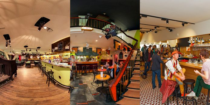 La brasserie Sauvenière, le Caféo et le Café du Parc ont été contraints de fermer. Pourtant l'ASBL ne reçoit aucune aide du gouvernement wallon.