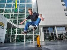 Haagse skaters voeren actie voor hun geliefde Spui: 'We worden nog steeds gezien als overlastgevende straatjochies'