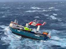 Mer de Norvège: tentative de remorquage du cargo néerlandais à la dérive