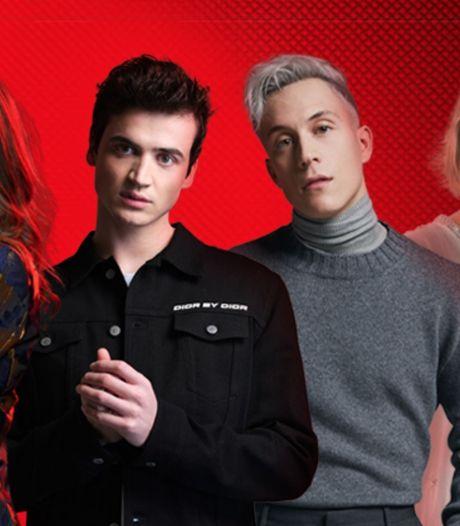 Une drag queen parmi les candidats de The Voice Belgique