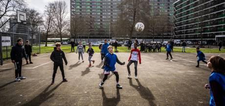 Arnhemse jeugd strijdt om plekje op de tribune bij Vitesse