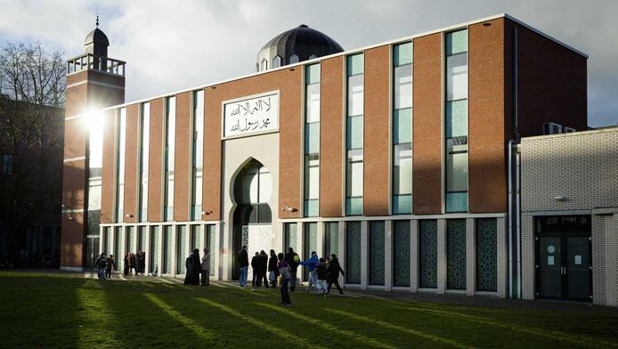 De El Ouma Moskee in Den Haag