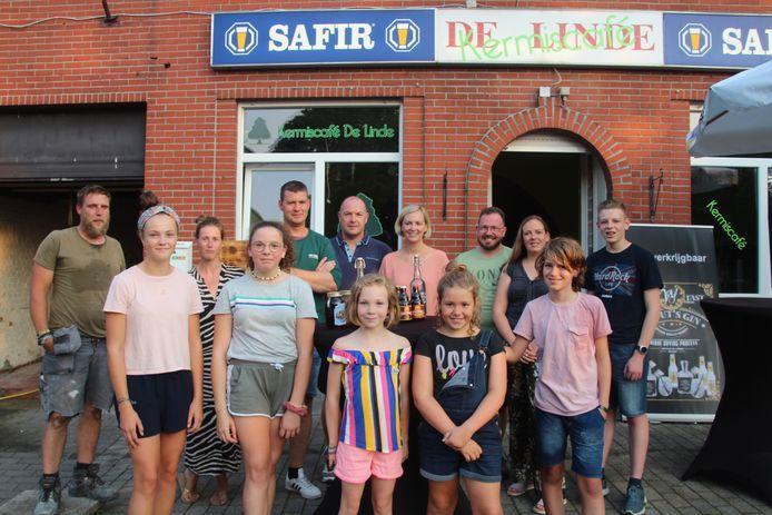 Philip Lanckman, Christophe De Winne en Bart Van der Cammen krijgen de steun van het partners en kinderen.