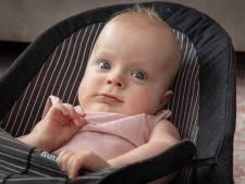 Baby Luca heeft al elf botjes gebroken: behandeling in Zweden geeft Kamper gezin hoop