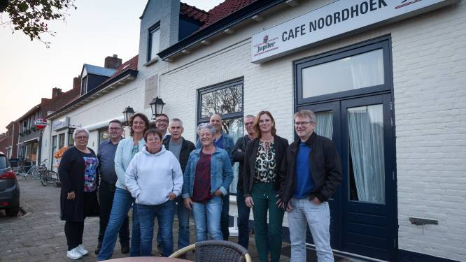 'Reddingsactie' in Noordhoek geslaagd: bewoners kopen eigen dorpscafé