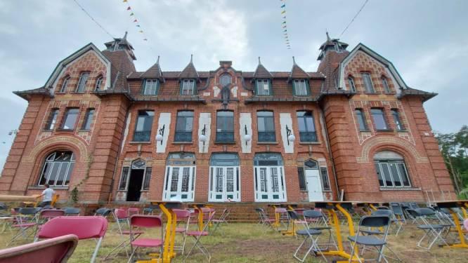 Gompel viert start restauratie van Casino met tweedaags festival
