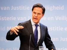 Rutte: We mogen vertrouwen hebben, maar moeten waakzaam blijven