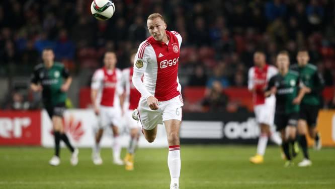 Van der Hoorn wil in winterstop weg bij Ajax