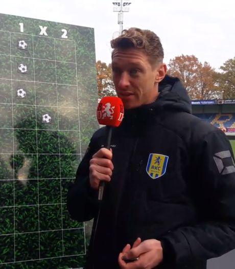 De voorspellingen van Robert Braber (RKC Waalwijk): 'Denk dat ik geen keuze heb'