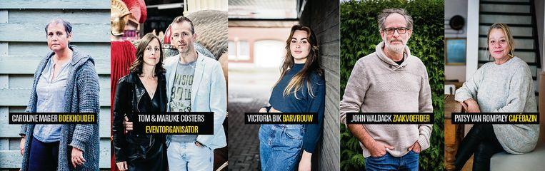 'Ik ken jongeren die overleven door naaktfoto's van zichzelf te verkopen op het internet' Beeld Wouter Van Vaerenbergh