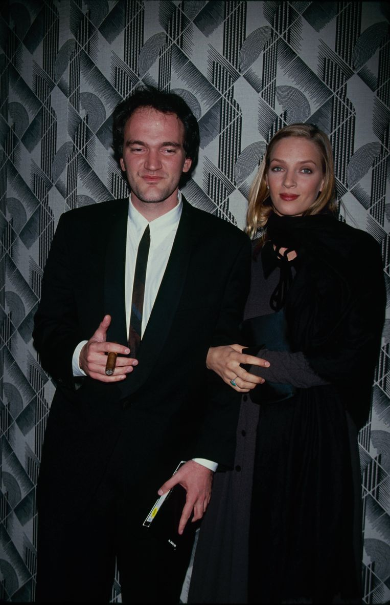Met Tarantino, 1994. Beeld The LIFE Picture Collection/Getty Images