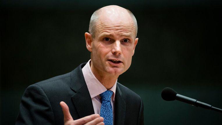 Minister Stef Blok. Beeld anp