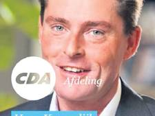Foutje: CDA-poster wordt 'n lachertje