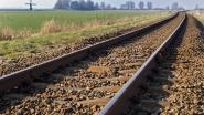 Geen treinverkeer door persoonsongeval, zelfde lijn ook verstoord door stormweer