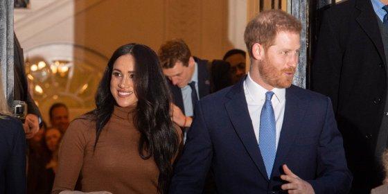 Canada weigert beveiliging Harry en Meghan te betalen