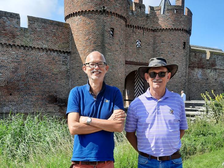 Wereldreizigers Louis en Cornie genieten van de Betuwe: 'De natuur is prachtig!'