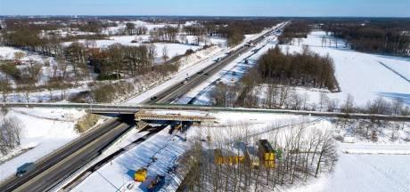 Streekoduct over A1 in de maak bij Enter: 'Zo kunnen dieren veilig oversteken, pal naast viaduct'