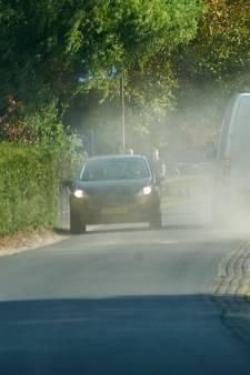 Maatregelen tegen snel rijdend landbouwverkeer in Vorstenbosch