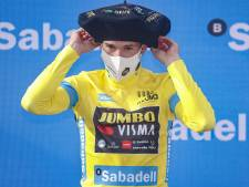 Vainqueur au Pays Basque samedi, en reconnaissance sur les routes du Tour dimanche