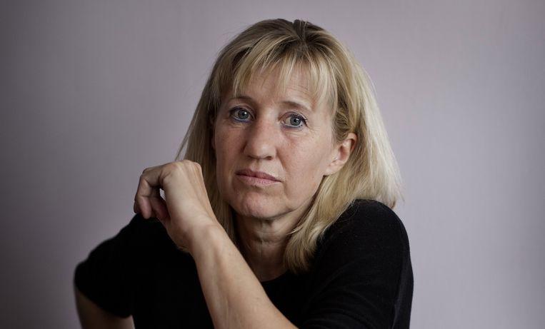 Voormalig DDR-atlete Ines Greipel. Beeld null