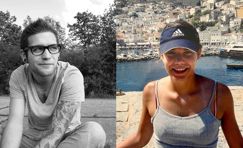 Pukkelpopstorm: Marlo en Marijke Beeld Humo