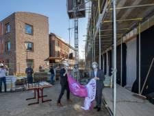 Novalis-vlag in top: hoogste punt nieuwbouw bereikt