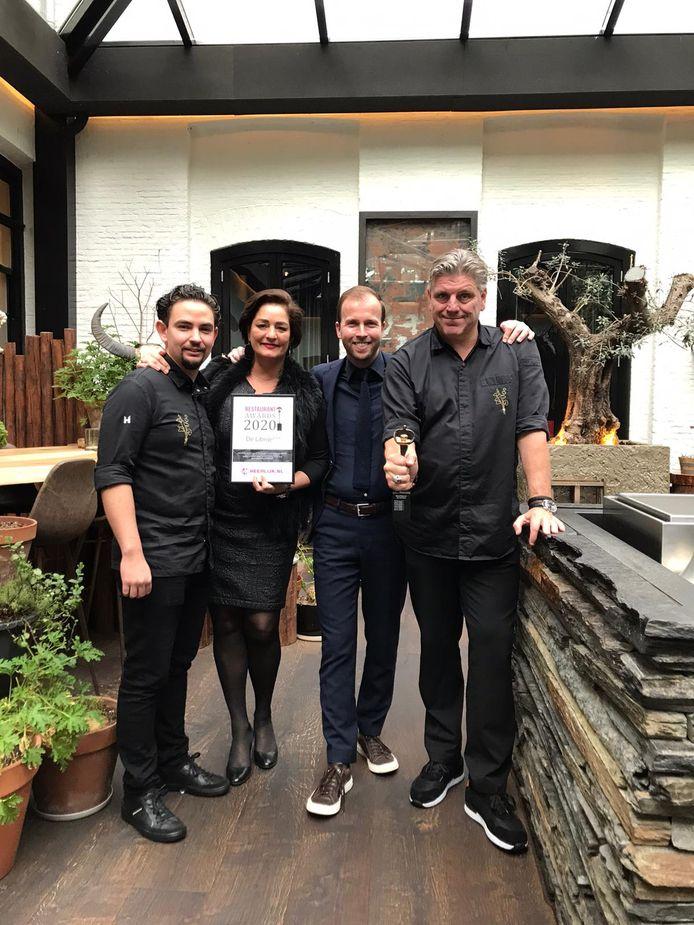Librije is het Beste Restaurant van Nederland.